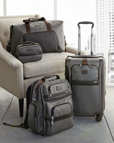 Alpha 2 Earl Grey Luggage