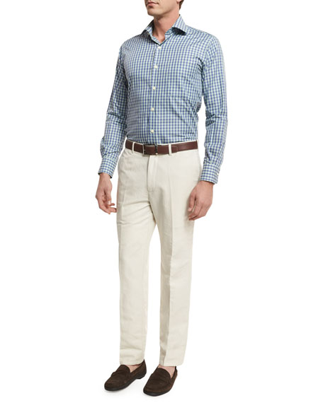 Peter Millar Crown Collection Pacific Pants, Light Beige
