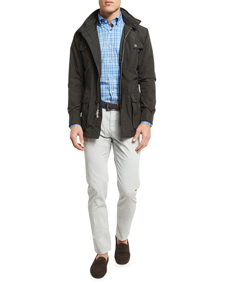 All-Weather Discovery Jacket, Hunter