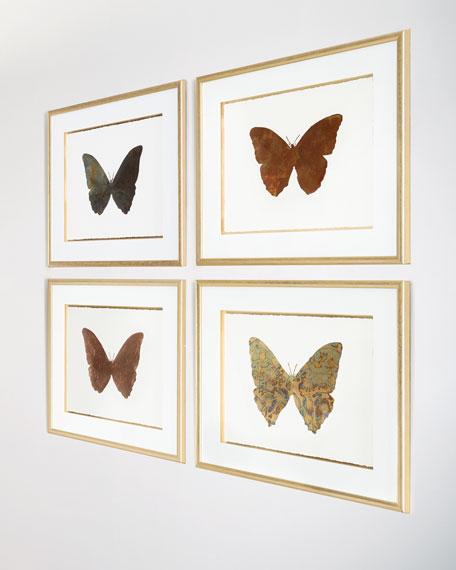 """""""Shimmering Butterfly II"""" Artwork"""