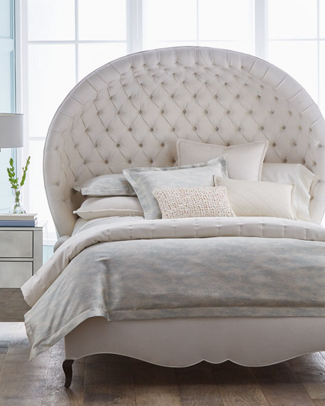 King 3-Piece Shimmer Duvet Set