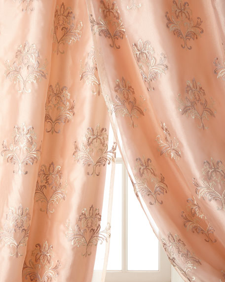 "Willow Breeze 96"" Curtain"