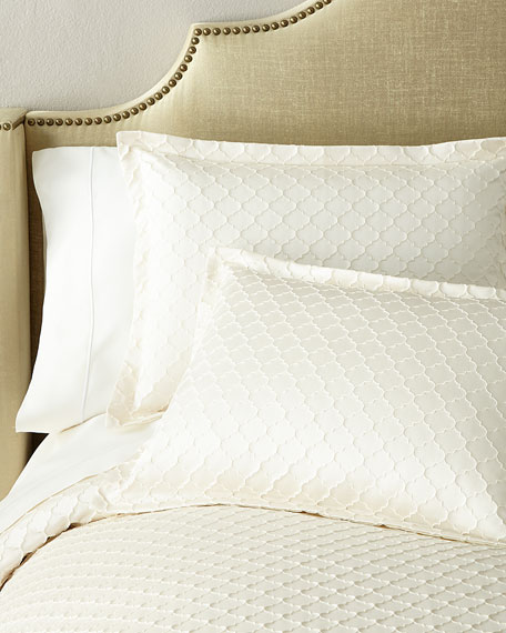 King Vasari Ogee Coverlet