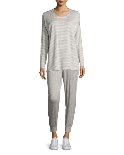 Tencel® Stretch Terry Pants and Matching Items