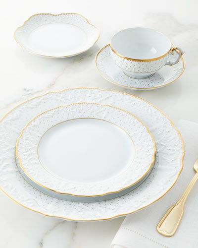 Simply Anna Polka Salad Plate and Matching Items