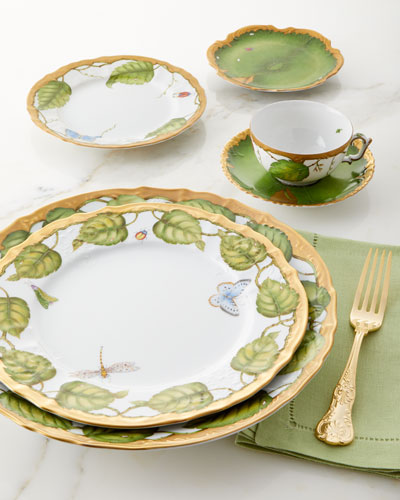 Ivy Garland Salad Plate and Matching Items