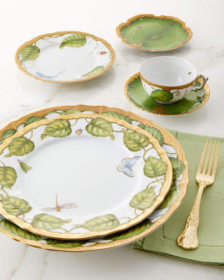 Ivy Garland Bread & Butter Plate