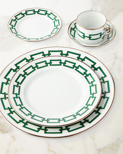 Catene Green Salad/Dessert Plate and Matching Items