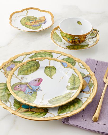 Exotic Butterflies Bread & Butter Plate