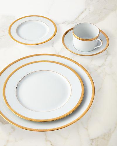 Symphony Gold Dinnerware