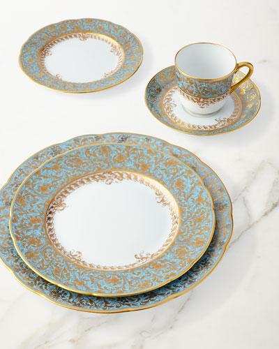 Eden Turquoise Dinnerware