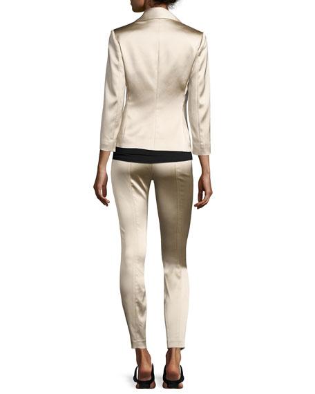 Ridiah Long-Sleeve Crewneck Sweater