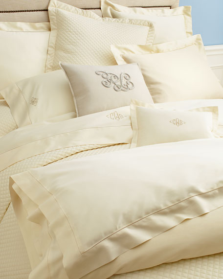 Two King 624TC Pillowcases