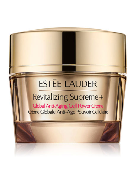 Revitalizing Supreme + Global Anti-Aging Cell Power Crème, 2.5 oz.