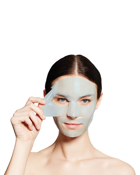 Firm & Lift Firmarine Hydrogel Mask, 4 count