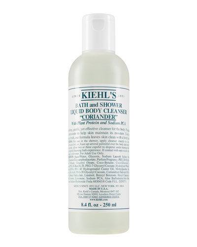 Coriander Bath & Shower Liquid Body Cleanser, 16.9 oz. and Matching Items
