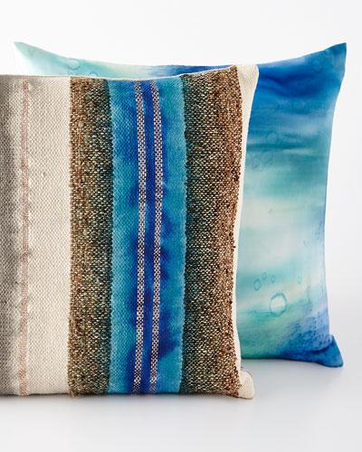 Wild Silk & Stardust Pillows