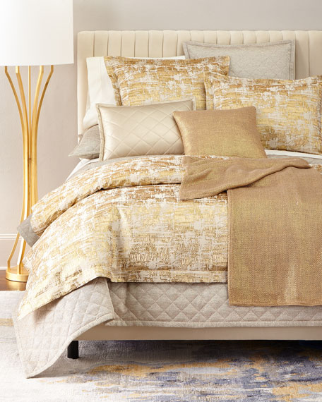 Queen 3-Piece Scratch Duvet Set