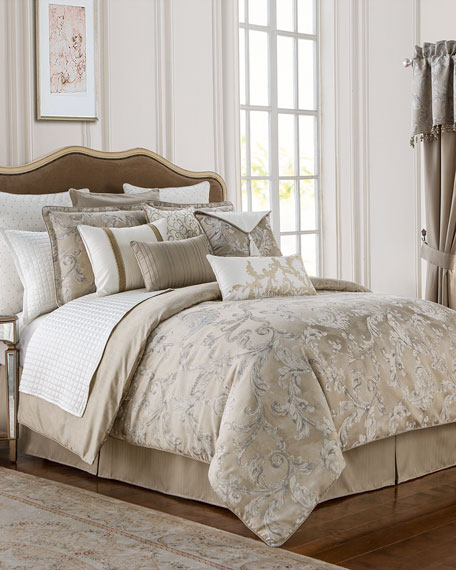 King Chantelle 4-Piece Comforter Set