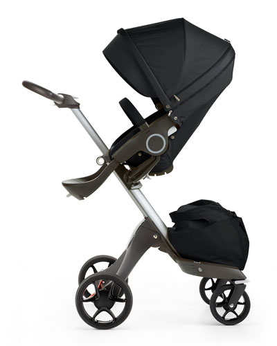 Xplory® Carry Cot, Gray Melange and Matching Items