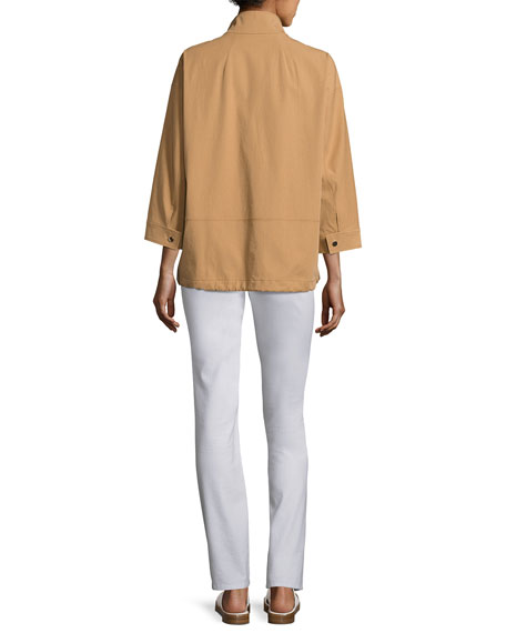 Xyler Italian Pima Cotton Jacket