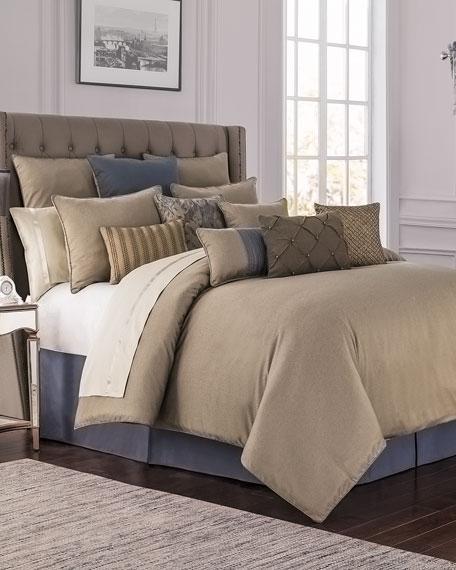 King 4-Piece Alisanne Comforter Set