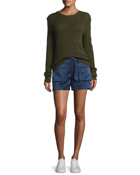 Yulia Summer Boucle Sweater