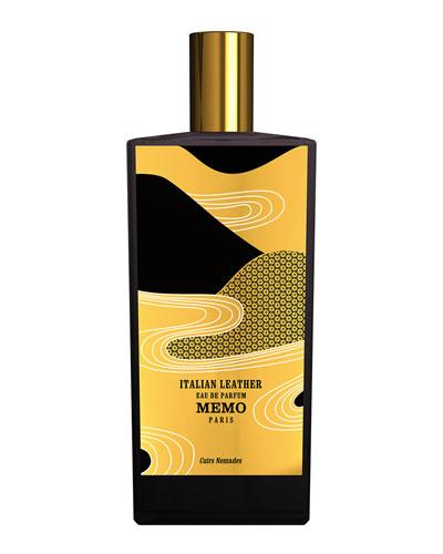 Italian Leather Eau de Parfum Spray, 75 mL and Matching Items