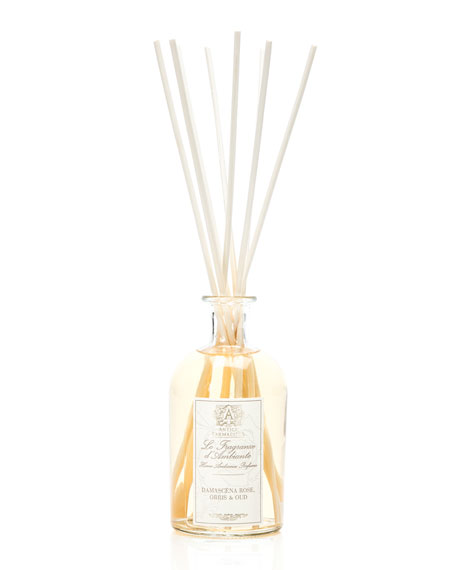 Damascena Rose, Orris & Oud Home Ambiance Diffuser, 8.5 oz./ 250 mL