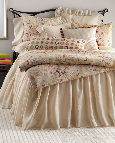 Pine Cone Hill Ines Bedding