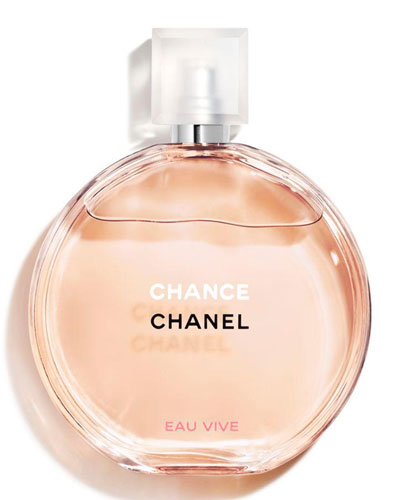 <b>CHANCE EAU VIVE </b><br>Eau de Toilette Spray, 100 mL/ 3.4 oz.