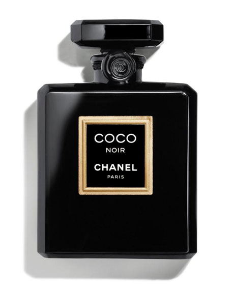 <b>COCO NOIR</b> <br>Parfum Bottle 0.5 oz./ 15 mL