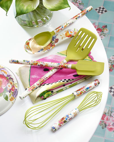 Flower Market Kitchen Utensils