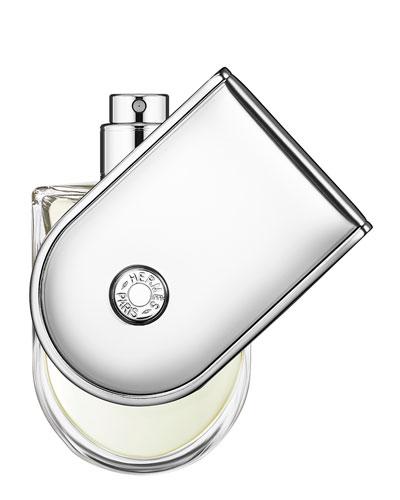 Voyage d'Hermès Eau de Toilette Refillable Natural Spray, 1.2 oz. and Matching Items