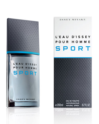 L'Eau d'Issey Pour Homme Sport, 3.3 oz. and Matching Items