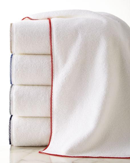 Picot Bath Towel