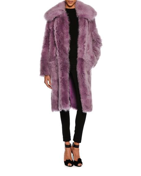 Velvet Zip-Cuff Leggings, Black