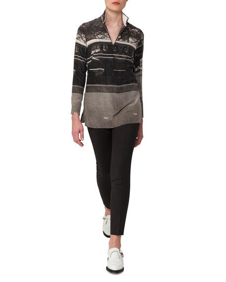 Melissa Techno Cotton Pants