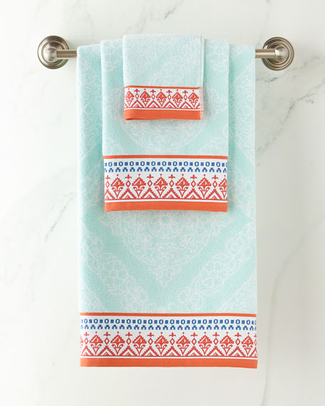Mitta Seaglass Bath Towel