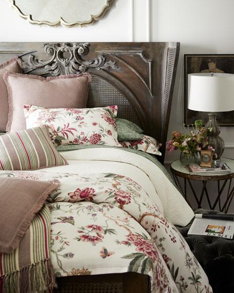 Two King Eaton Pillowcases