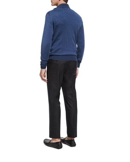 Collection Mediterranean Voyage Sport Shirt, Light Blue