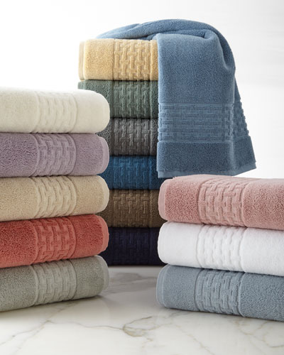 Pierce Bath Towels