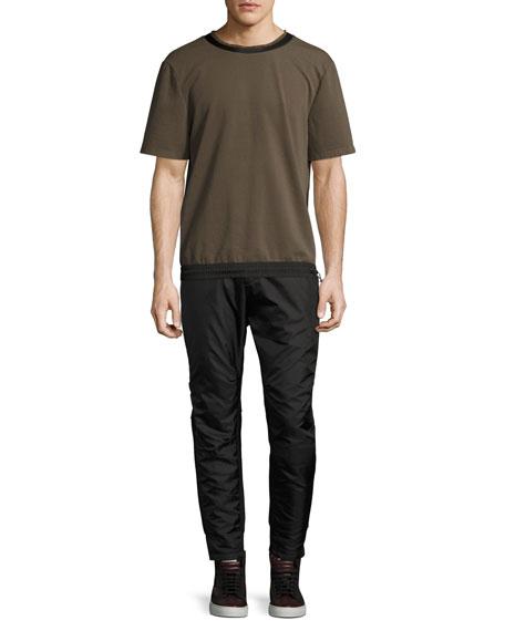Gonzo Drawstring-Hem T-Shirt