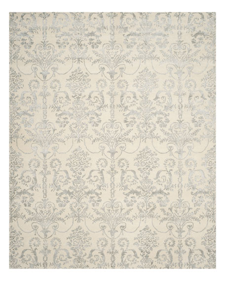 Parley Hand-Tufted Rug, 8' x 10'