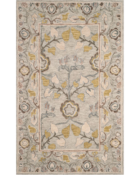 Rainer Hand-Tufted Rug, 5' x 8'