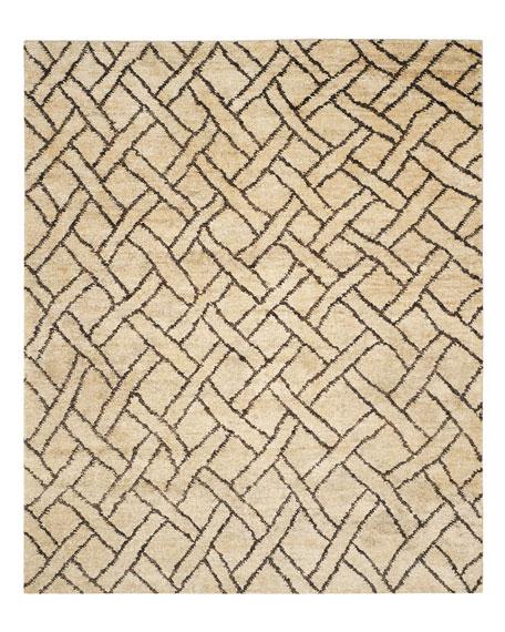 Fairfield Natural Rug, 5' x 8'