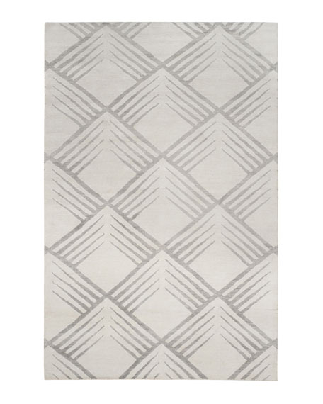 Rigmore Hand-Knotted Rug, 8' x 10'