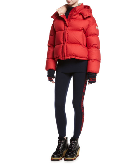 Moncler Logo Sport Turtleneck Sweater and Matching Items & Matching Items | Neiman Marcus