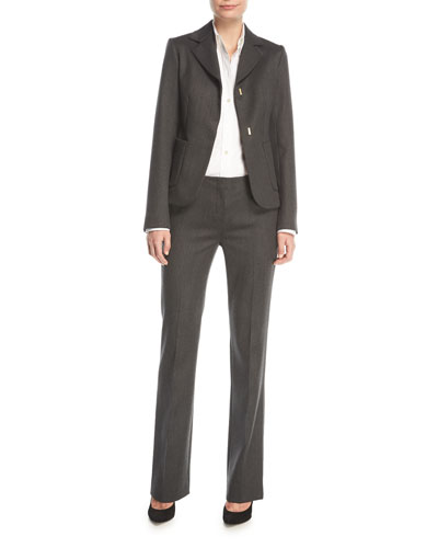 Avery Straight-Leg Pants and Matching Items