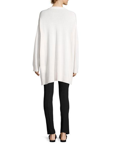 Emiko Cashmere Tunic Sweater